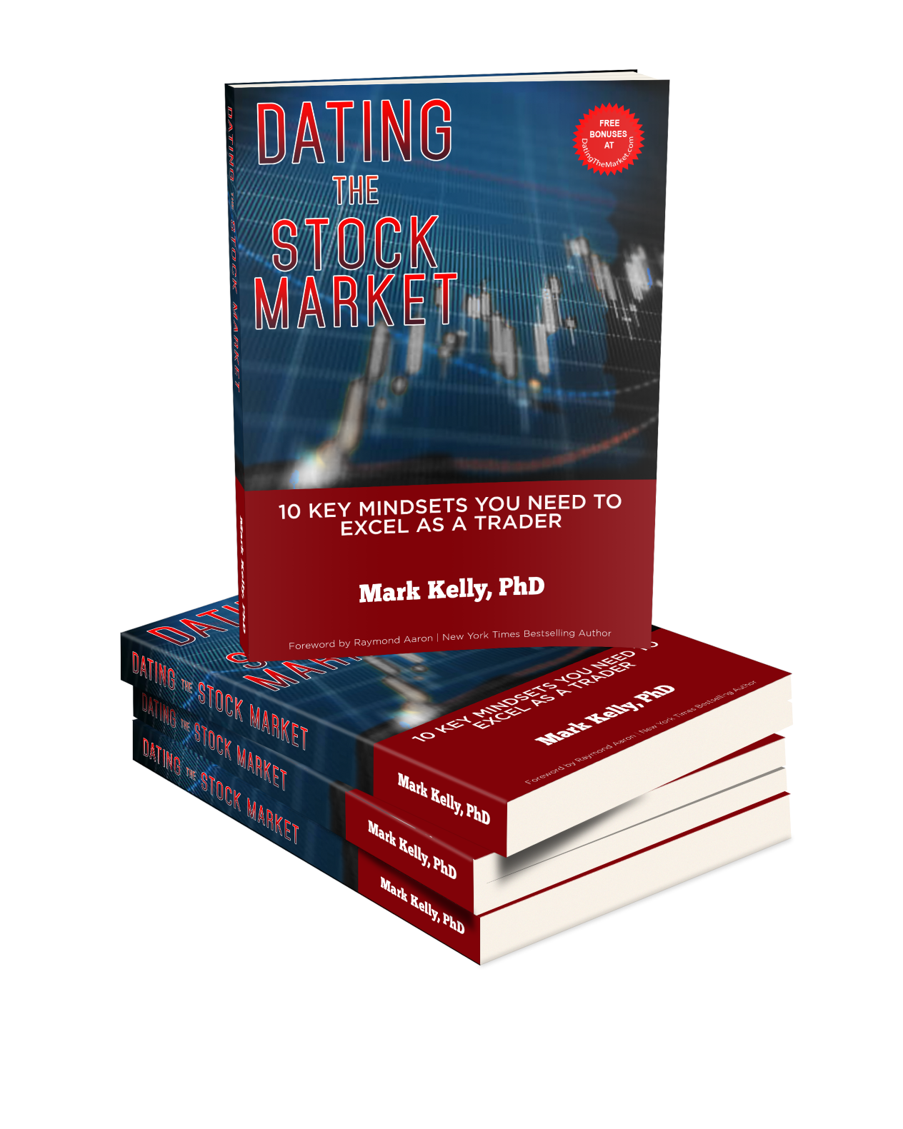Dating the Stock Market - Book cover image